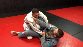 Scissor, Triangle, Loop Choke combo