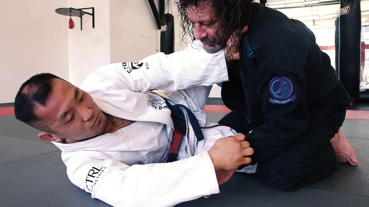 Shaolin Sweep- Kurt Osiander