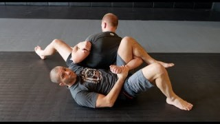 Sneaky Armbar & Omoplata From Side Control