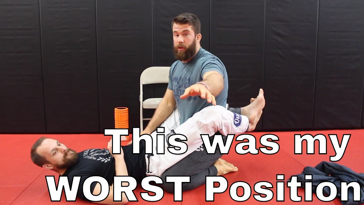 The Exact Stretches I Used to Break the Guard Better – Nick Albin