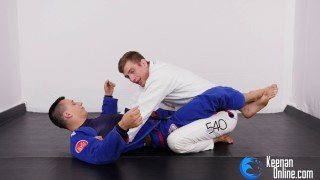 The Most Effective Competition Proven Closed Guard Escape – Keenan Cornelius