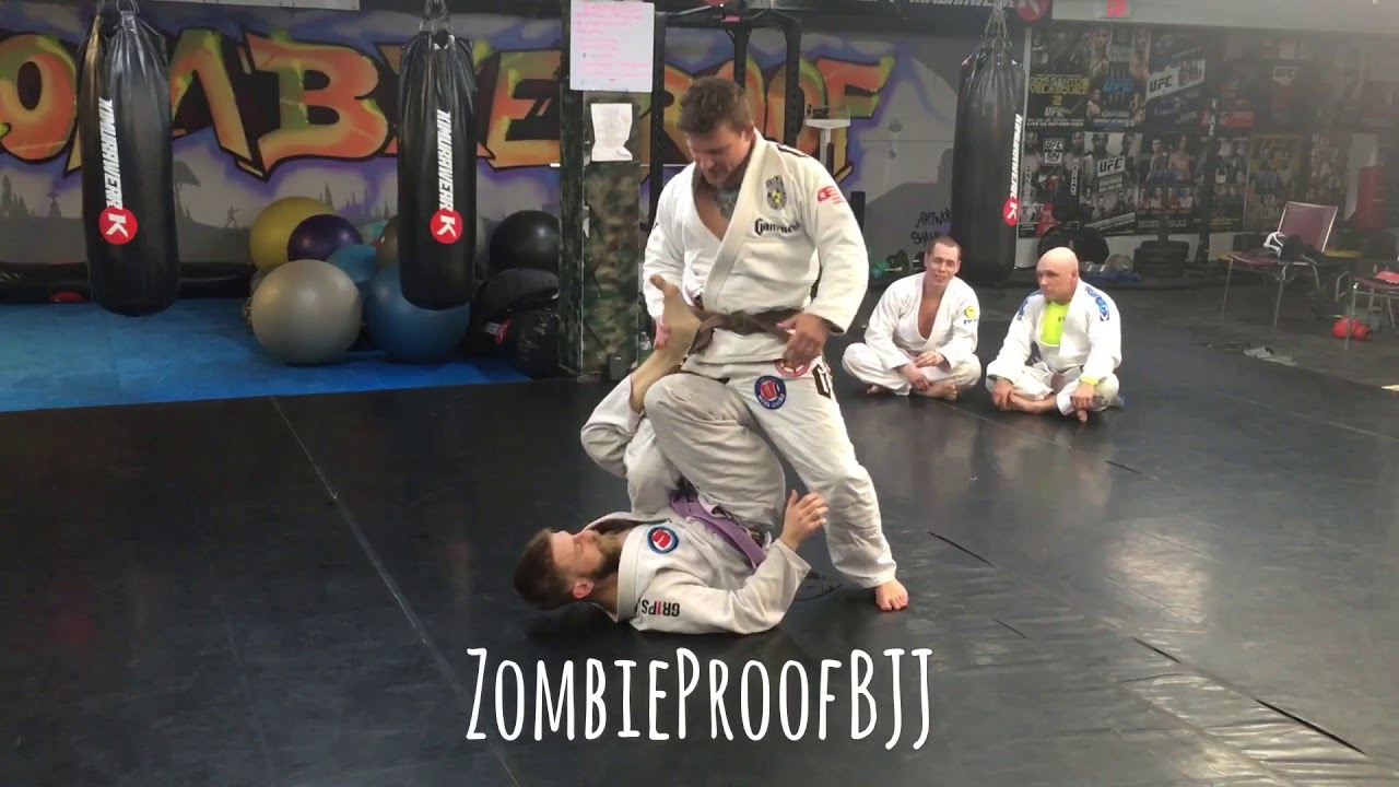 Toehold Answer to  SLX Guard From ACBjj