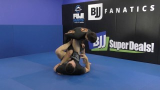 Underhook De La Riva To Single Leg X – Craig Jones