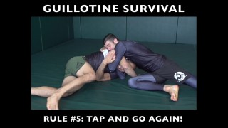5 Rules of Guillotine Survival- Ryron & Rener Gracie