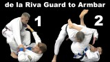 A Quick Midair Armbar Off The Guard Pull