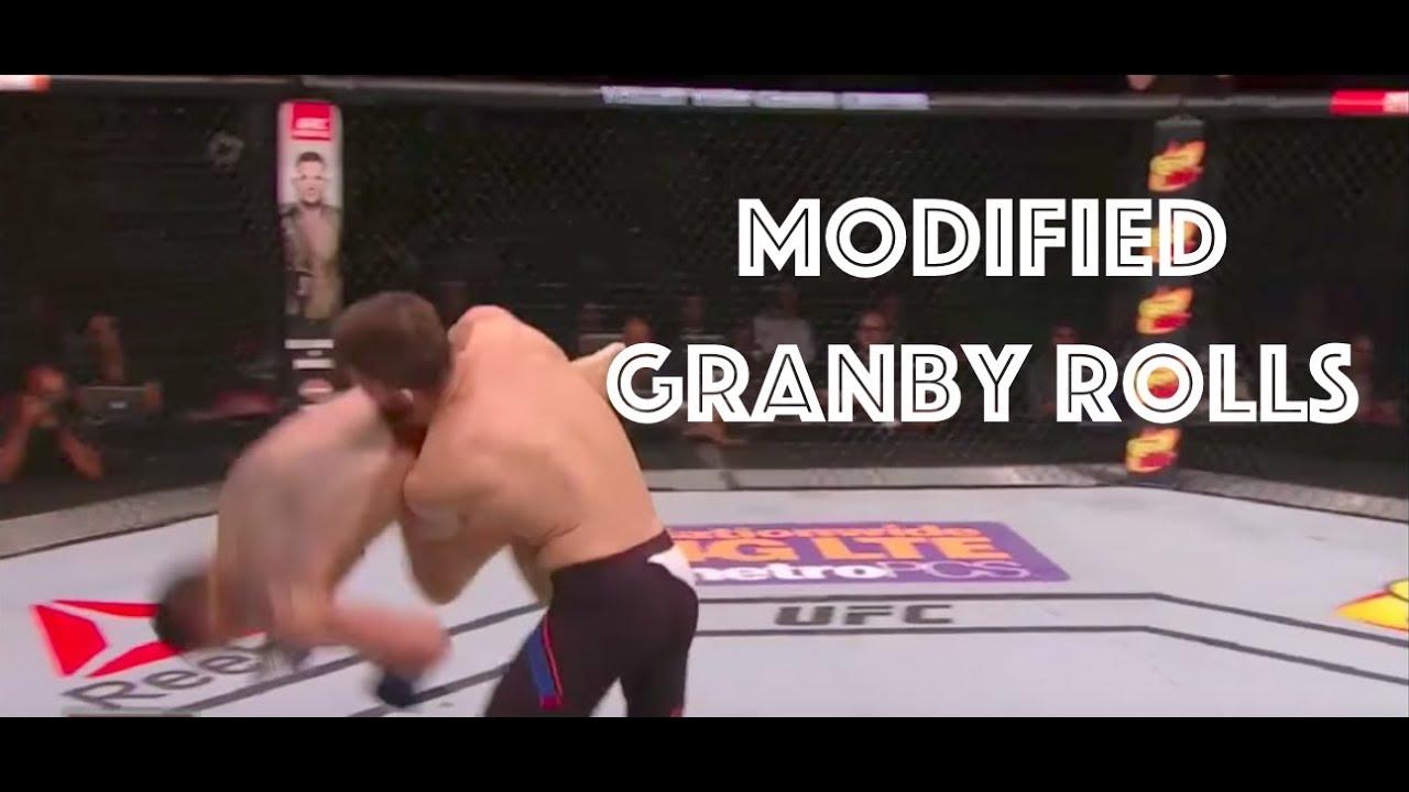 Anti-Wrestling: Modified Granby Rolls