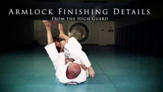 Armlock Finishing Details  – Relson Gracie