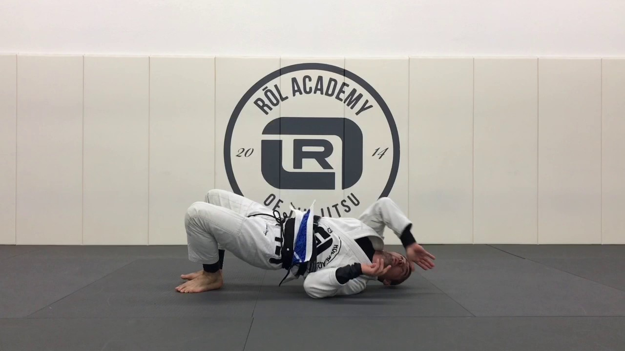 Best solo drills to improve your Jiu Jitsu game