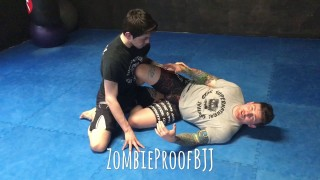 Craig Jones (Team Polaris) Z-Guard Kneebar At Sakuraba Quintet1