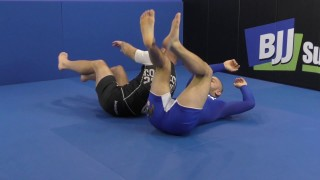 Crucifix Rollover and Crucifix Pull by Mike Palladino