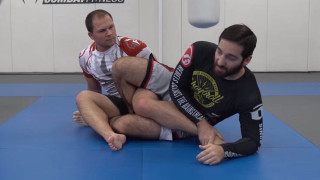 411 aka Saddle aka Inside Sankaku aka Honey Hole Toe Hold Finish – David Avellan