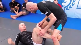 John Danaher – leg Entry from DLR Guard