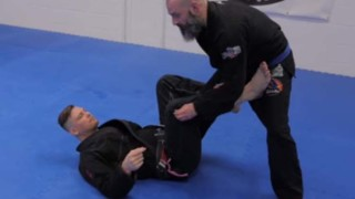 STOP THE LEG DRAG from de la Riva Guard by a de la Riva Black belt