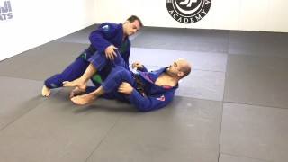 "Effective Half Guard Pass by Gabriel Fonseca ""Timbó"""