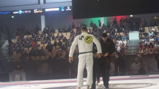 Felipe Pena vs Adam Wardzinski – Abu Dhabu World Pro 94KG Finals