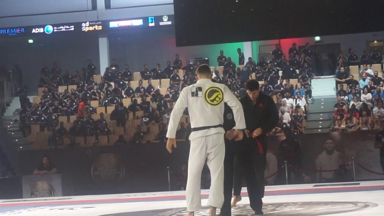 Felipe Pena vs Adam Wardzinski – Abu Dhabu World Pro 94KG Finals