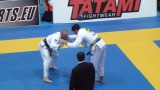 Felipe Pena vs Josh Hinger – IBJJF Open Weight