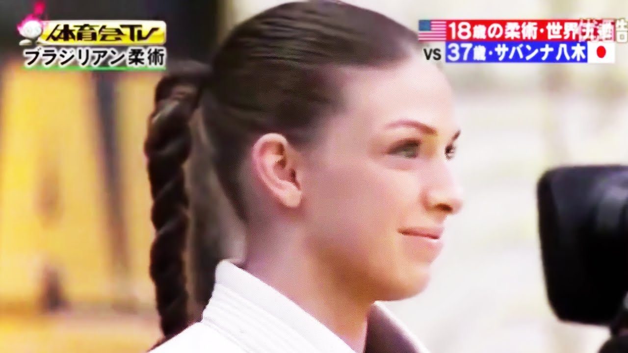 Female BJJ Champion Takes On Recreational Male Judo Black Belt