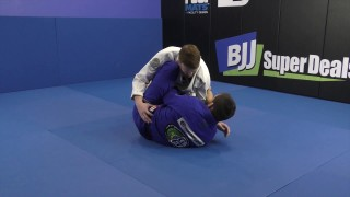 Half Guard Basic Positioning by Jake Mackenzie