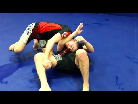 High % BJJ Darce Choke (with Bellator Top Contender and ADCC vet John Salter)