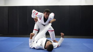 How To Pass A Defended Leg Drag- Kade Ruotolo