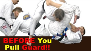 If You're Going To Pull Guard, Do This BEFORE!