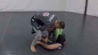 Setup for the Kimura Trap with Backtake and Guardpassing Options for Jiu Jitsu