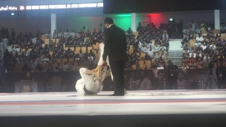 Paulo Miyao Vs Gianni Grippo At Abu Dhabu World Pro 69KG Finals