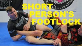 Straight footlock For Short people