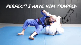 Take their back … when CAUGHT in an omoplata
