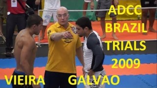 Throwback: Andre Galvao vs Rodolfo Vieira ADCC Brazil Trials 2009