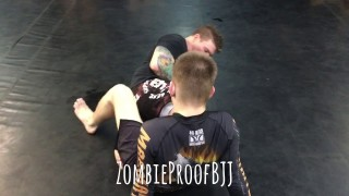 Topside Ashi Option Counter to Hidden Heel Defense – Kent Peters
