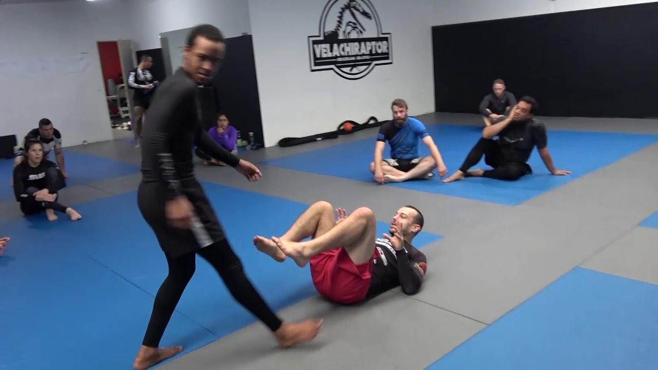 4 stages of toreando defence (no gi or gi)- Lachlan Gilles
