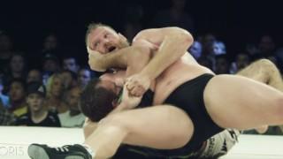 Josh Barnett vs Dean Lister: Kesa Gatame Chest Compression and Arm Triangle Choke
