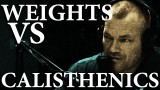 Are Calisthenics Better Than Weights? – Jocko Willink