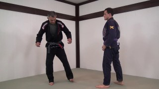 Arm Drag into Ankle Pick –  Ritchie Yip
