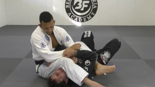 Kurt Osiander Shows an Armbar Escape