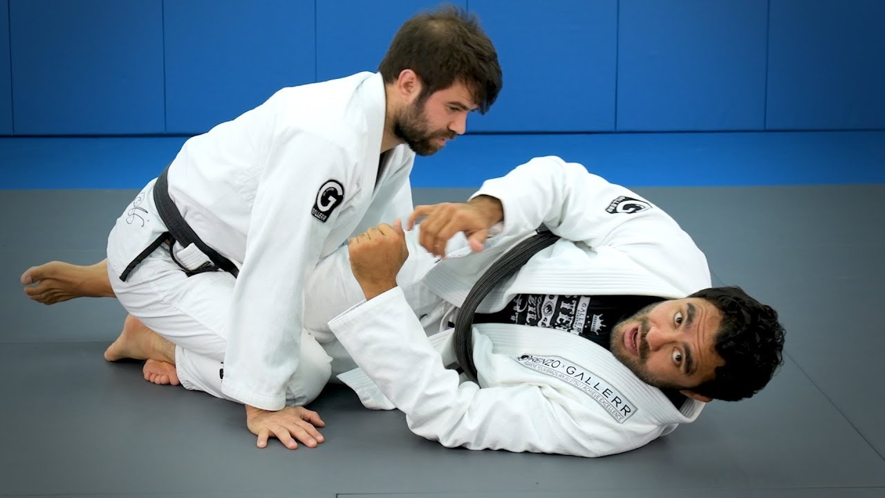 "Attacks from Half-guard by Rafael ""Sapo"" Natal"