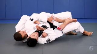 Basic Defense Against a Back Attack –  Robsinho Gracie