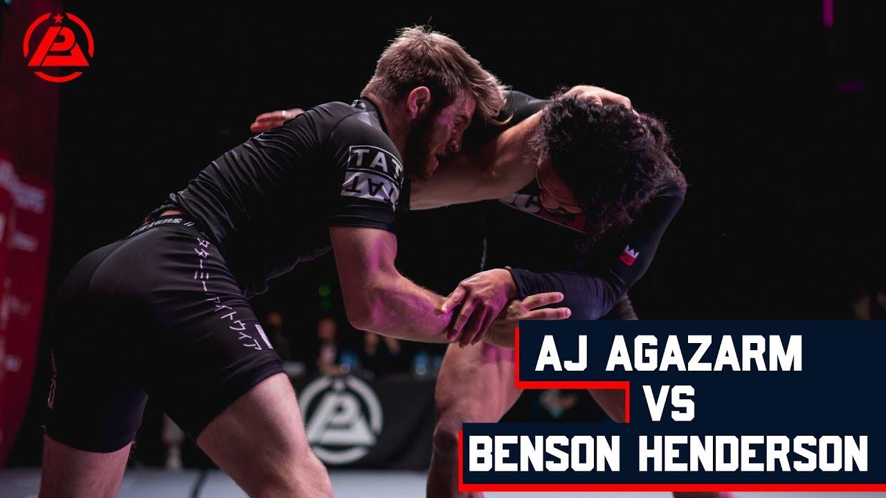 Benson Henderson vs AJ Agazarm – Polaris 6 Full Match