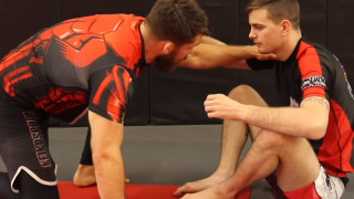 A BJJ Butterfly Guard Pass So Smooth But Surprisingly Simple