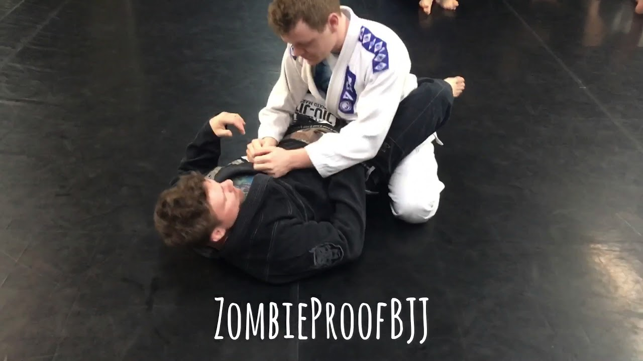 Dig Out The Kimura With This – Kent Peters