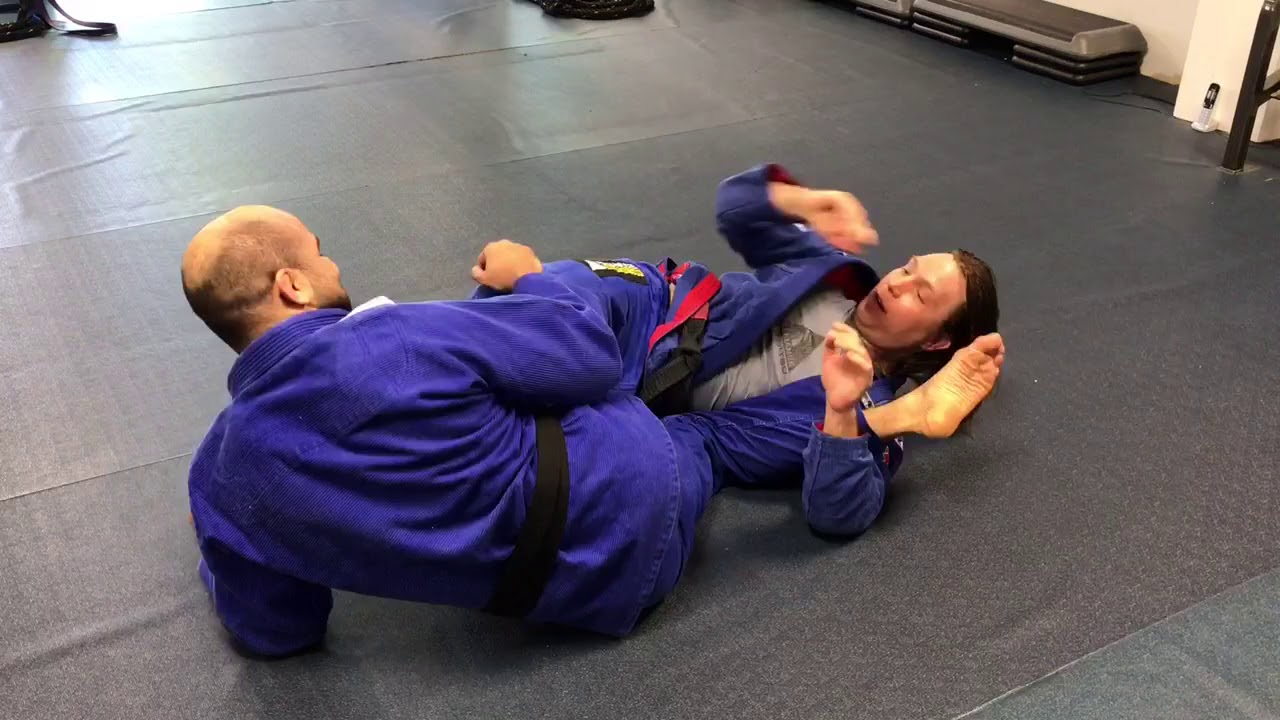 Efficient Toe Hold by Ian Mcpherson