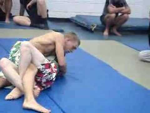Footage Of Boyish Conor McGregor In Grappling Competition Resurfaces