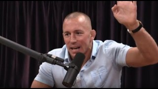 "GSP on PEDs ""Even Now It's Still Easy"" – Joe Rogan Podcast"