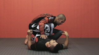 Half Guard Reverse Ankle Lock with Rodolfo Vieira