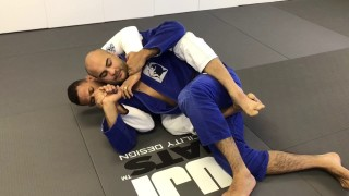 Hand Trap Submission From The Back by Julio Binda