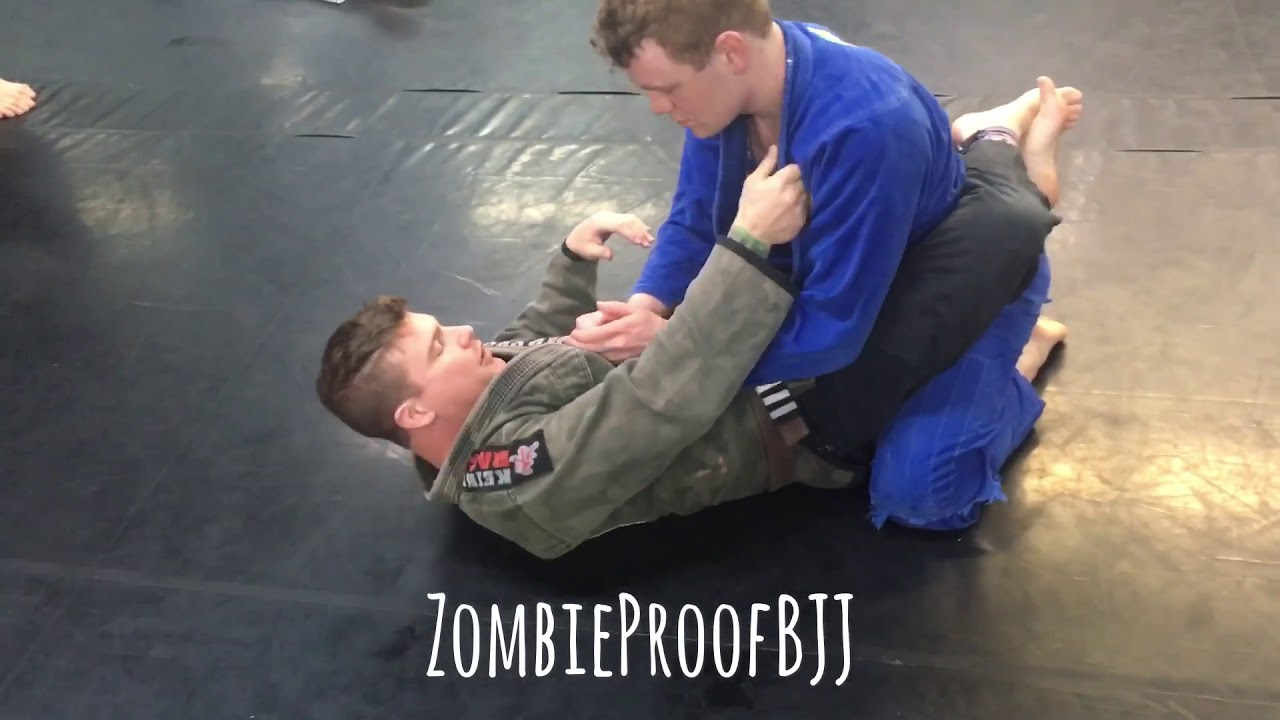 How to lose friends: Wristlocks from closed guard