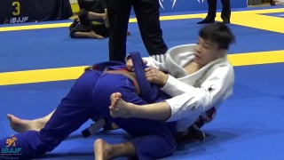 João Miyao's Lethal Stranglehold at the Miami Open