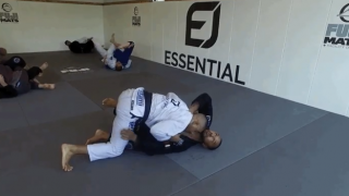 "JT Torres' Guard Passing And Pressure Lead To An ""Easy"" Armbar"